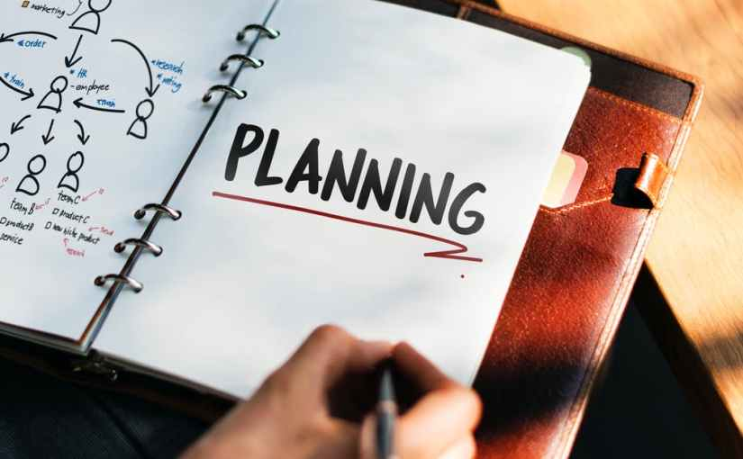 Failing to Plan is Planning toFail